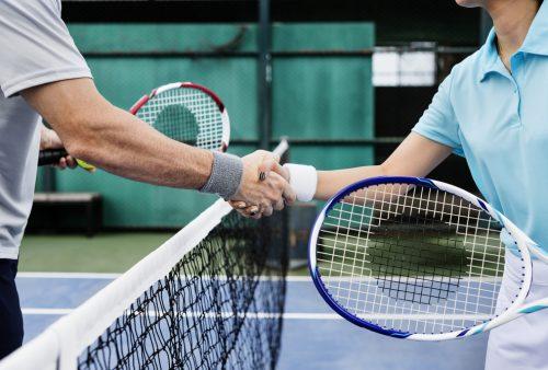 #P1.5 shaking hands MARK